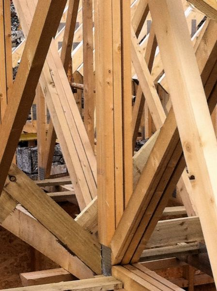 Building A Timber Frame Home Cost