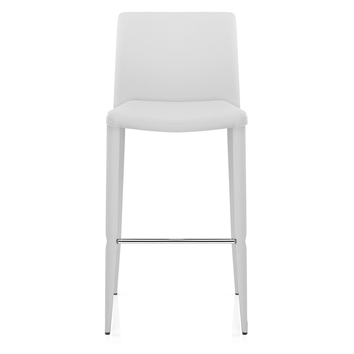 Hayley Barstool White Innovative Home Solutions